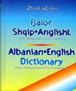 Albanian-English Dictionary Fj, Qesku Pavli