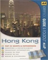 Hong Kong . Citypack Guide and, Sheenan Joseph Levy