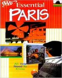 Essential Paris . Guide ., Morris Elisabeth