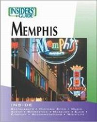 Insiders\\\' Guide to Memphis, Robertshaw Nicky